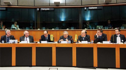 New Holland discusses sustainable agriculture in Brussels