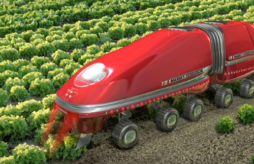 Robots set to transform agriculture