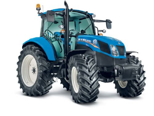New Holland small tractor range set for first UK showing
