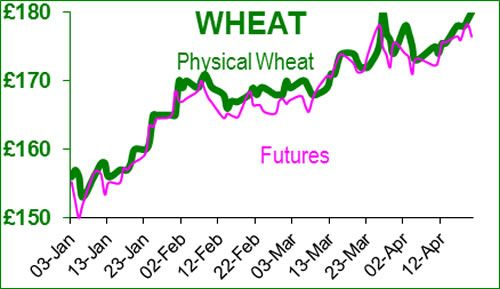 Humphrey Feeds commodity report - 20th April 2012