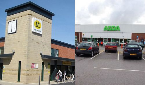 Asda, Morrisons, Iceland 'worst offenders' for healthy eating