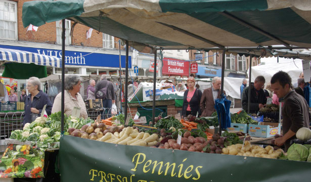 Local food networks are 'under-recognised', says report