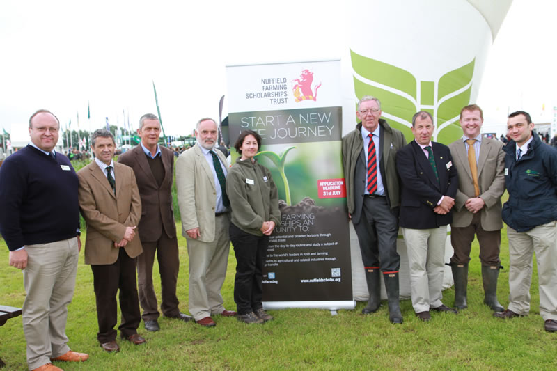 Nuffield launches arable award