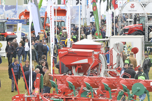 Cereals 2012: Wealth of advice proves a strong draw