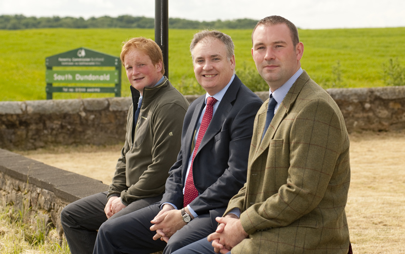 Scotland's newest farmers awarded Forestry Commission Scotland starter farms