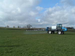 First UK showing for Alpha Varitrack at Cereals
