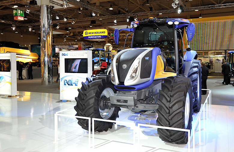 New Holland confirms emissions reduction strategy