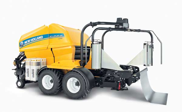 New Holland to launch new fixed chamber balers