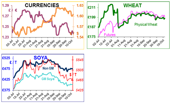 Australia wheat crop shrinks; UK <a href='javascript:void(0)' class='keyword' id='13' style='text-decoration:underline;color:blue' >grain</a> lost export markets