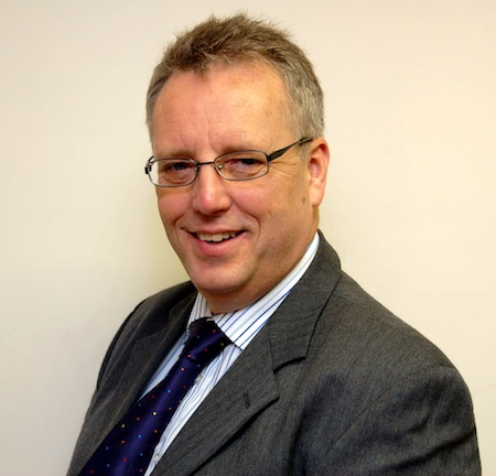 Martin Smith, Ufac-UK's national sales manager.