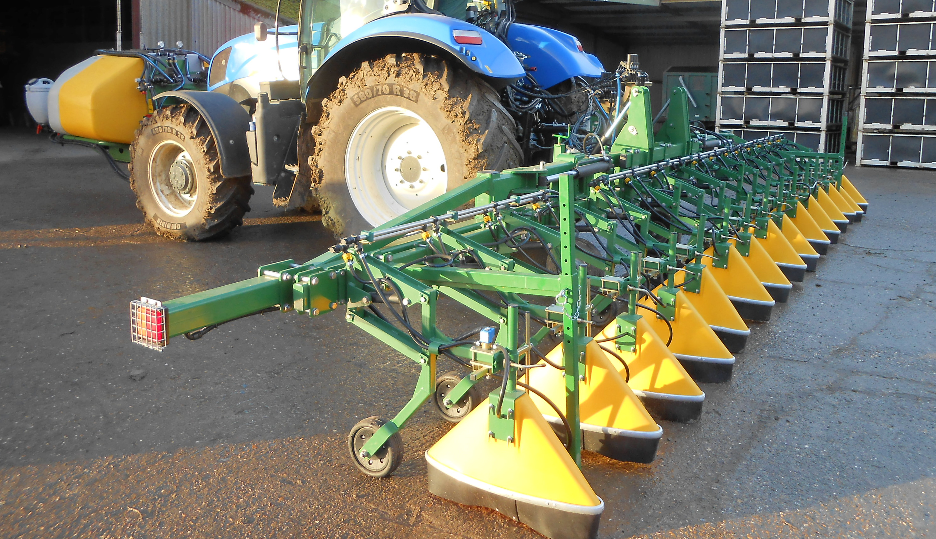 LAMMA 2013: Micron to launch new Varidome sprayer