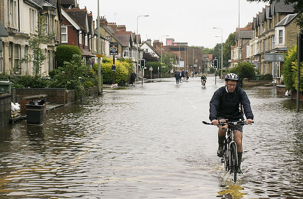 Investment levels in flood protection 'unacceptable'