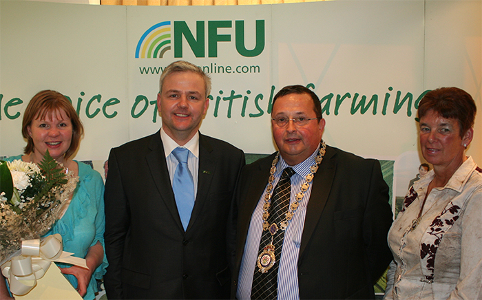 NFU gets new Lancashire County chairman