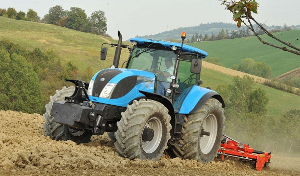 Landini show new cab for Landpower tractors