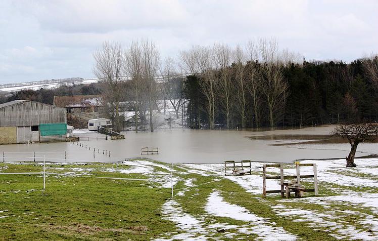 Government announces flood defence scheme