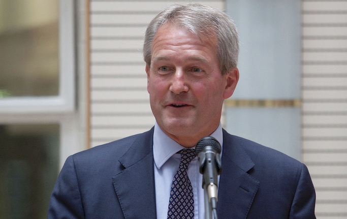 Secretary of State for Environment, Food and Rural Affairs Owen Paterson
