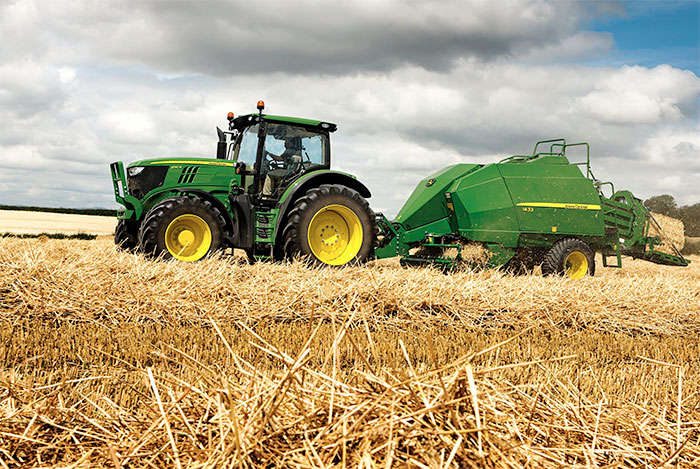 John Deere reveal new baler series