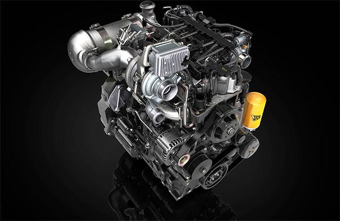 Jcb Unveils Ecomax Tier 4 Engine Strategy Farming Uk News