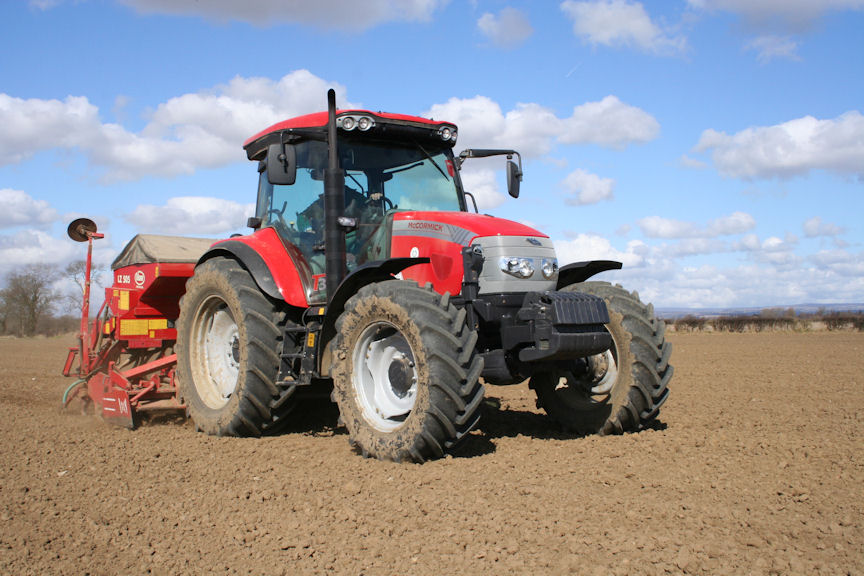 McCormick MC130 is a repeat choice for Yorkshire farm