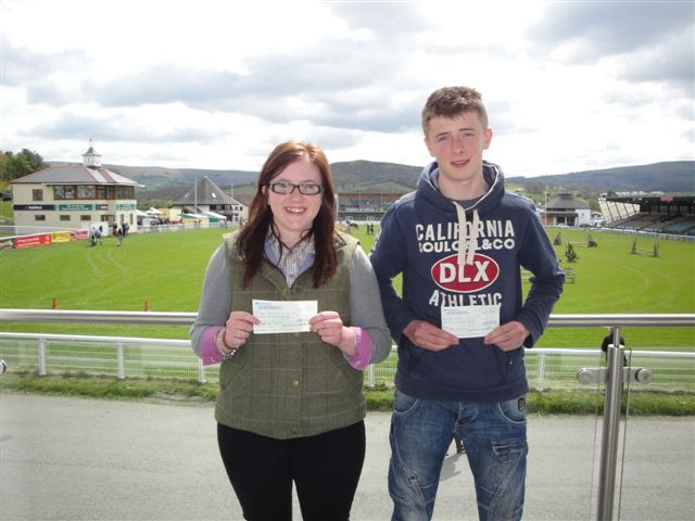 Top FUW bursary students plan sheep breeding careers