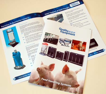New feed handling brochure