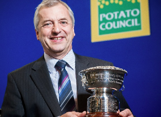Hunt begins for this year's potato industry award winner