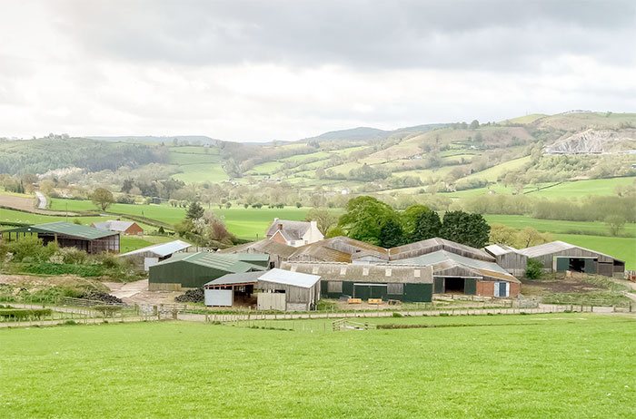 Severn Valley Farm Estate For Sale At 163 5m Farming Uk News