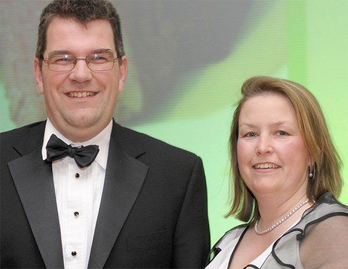 Gloucs farming couple win fine food awards
