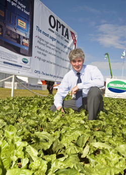 Beet resistance guides fungicide timing