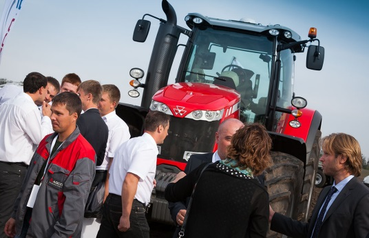 Massey Ferguson launches new machinery line-up in Eastern Europe