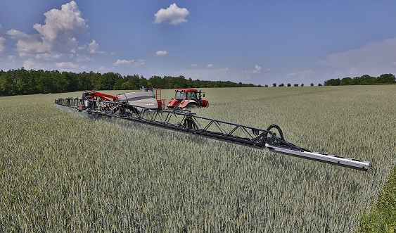 Award-winning Horsch technology at LAMMA 2014