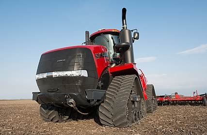 Case IH goes large at LAMMA