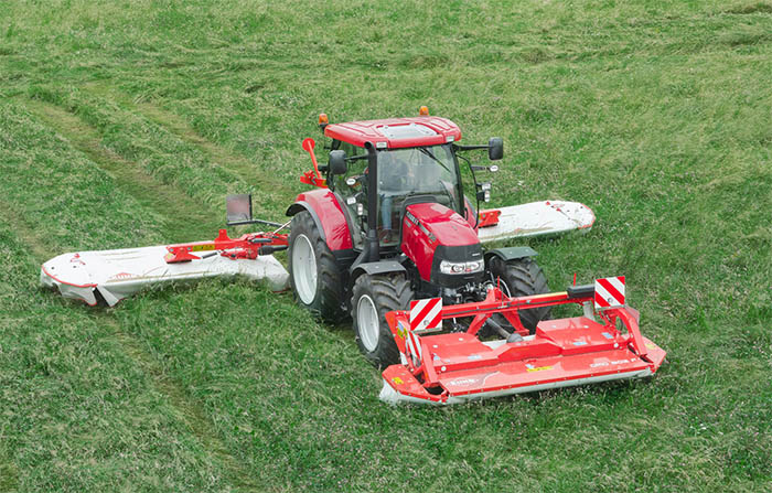 Case to show new tractors, loaders and balers at LAMMA