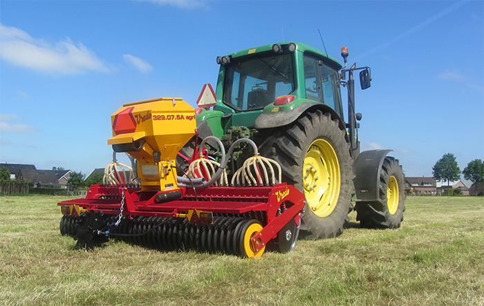 JC Machinery to show new products at LAMMA 2014