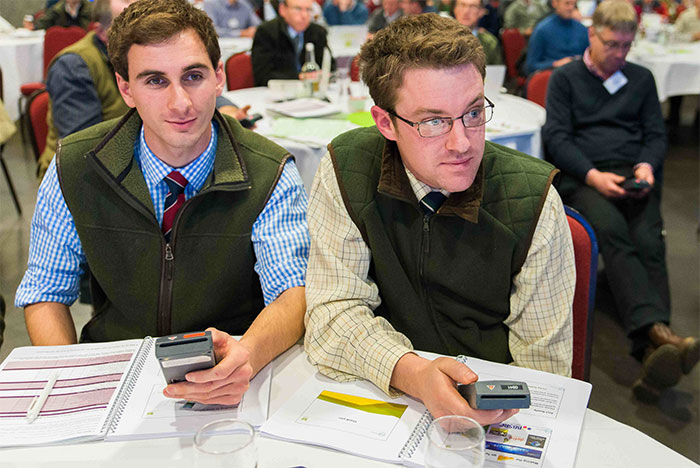 Agronomists vote on research priorities
