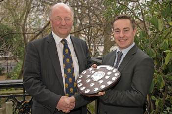 Agrii agronomist receives top candidate award