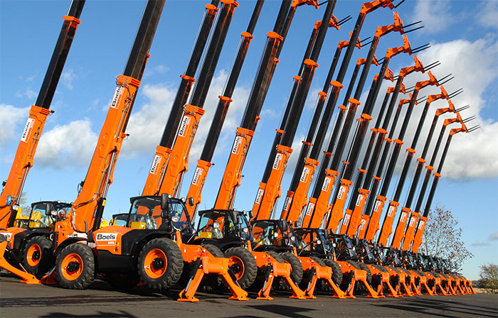 Plant hire company in £11m JCB order