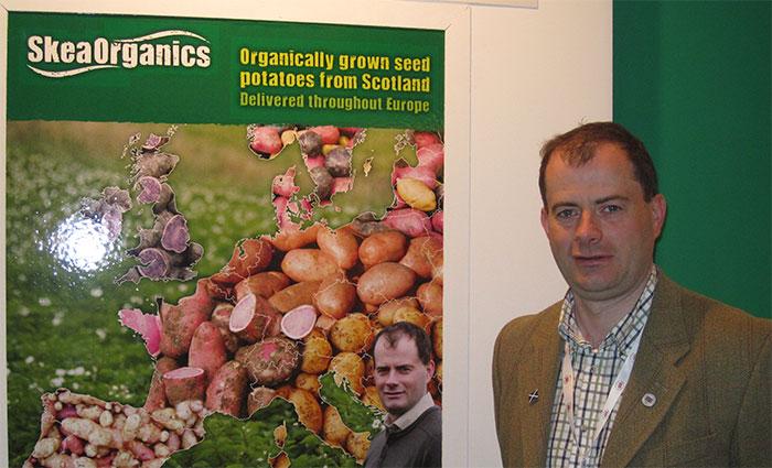 Andrew Skea of Skea Organics