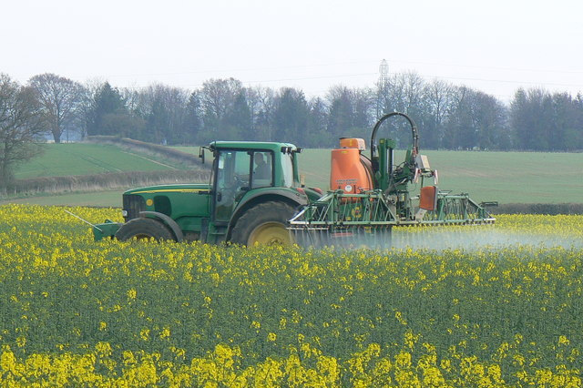 Campaign warns farmers over illegal pesticides
