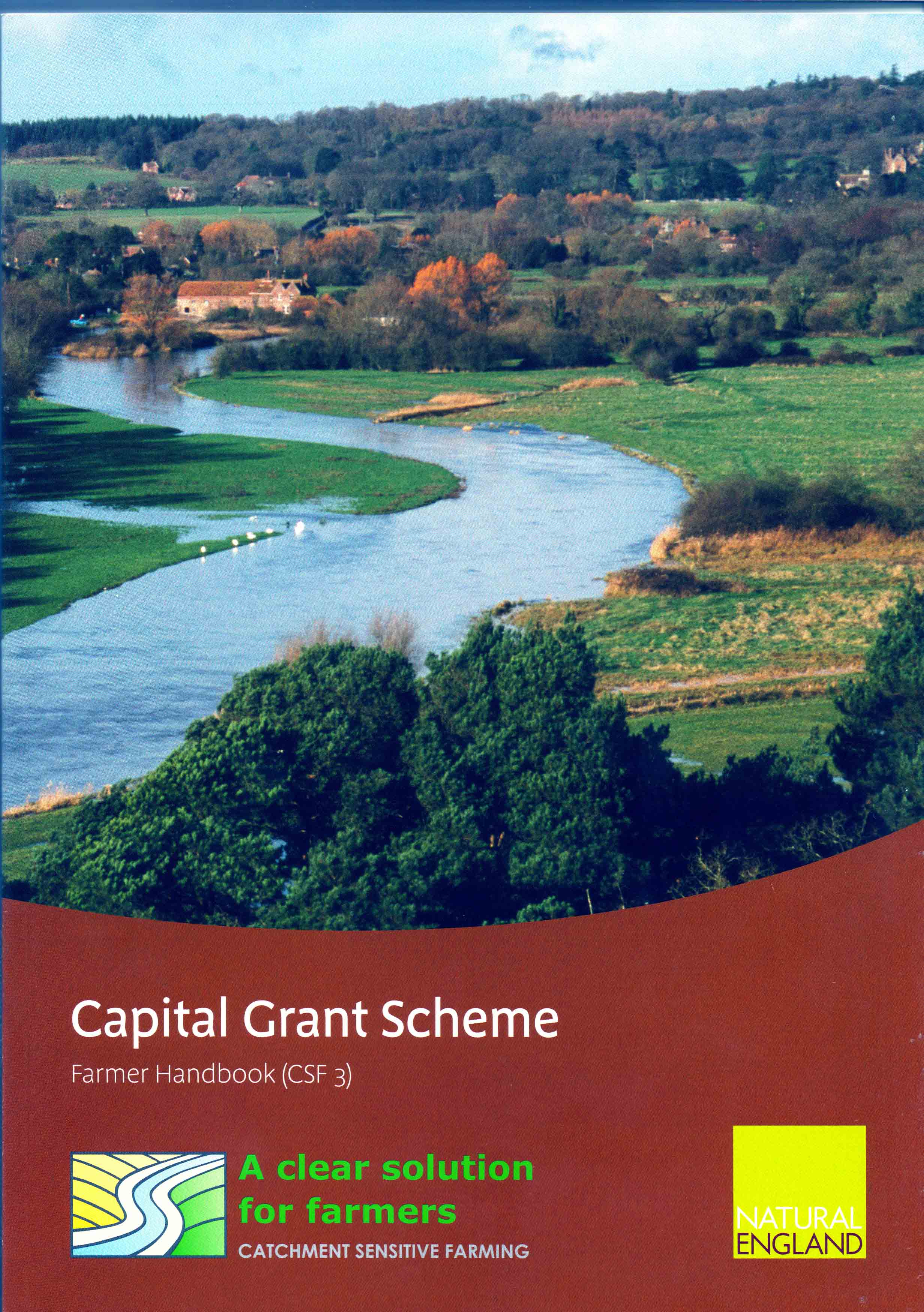 Capital Grant Scheme farmers' application pack
