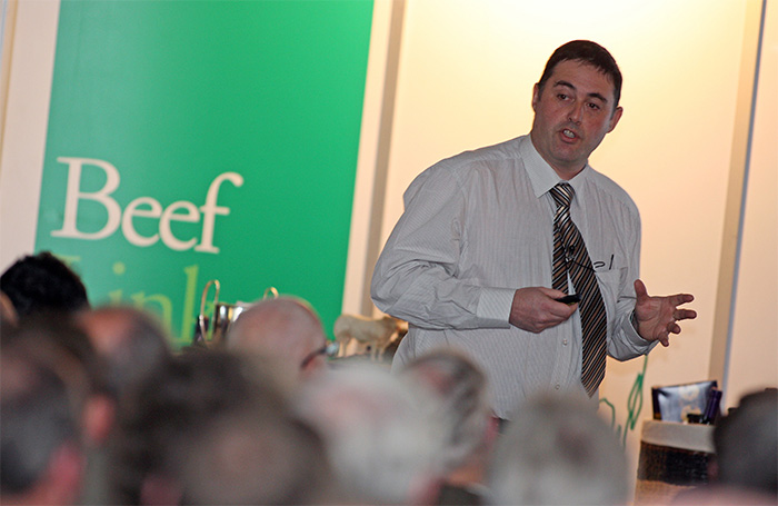 Efficiency is key, UK beef farmers told