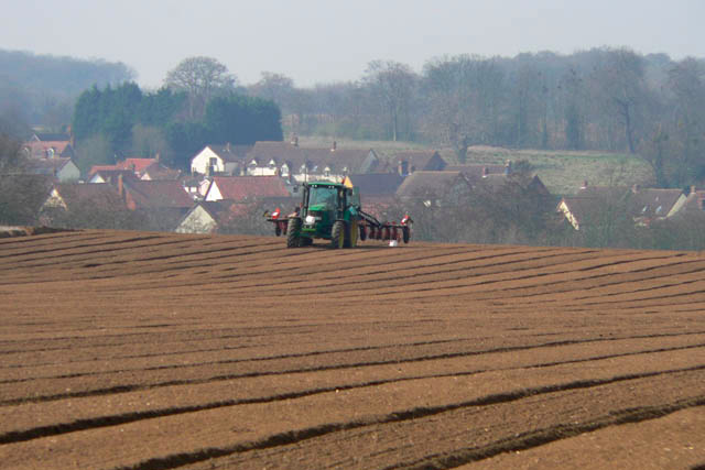 Union meets farming minister over CAP
