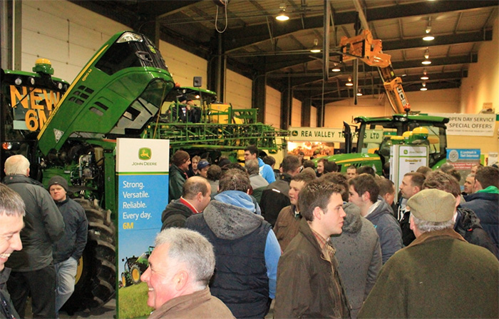 Rea Valley tractors opens doors for annual Open Day
