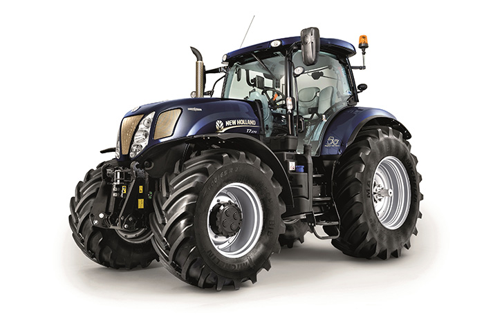 New Holland celebrates 50 years at Basil...