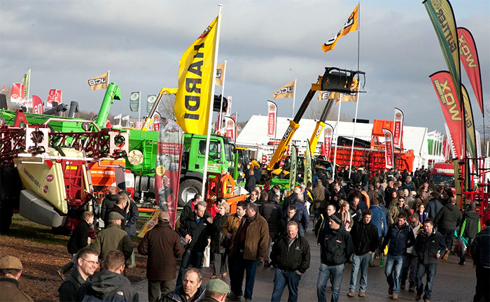 Record-breaking attendance at LAMMA