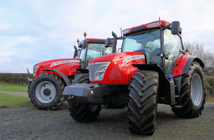 New McCormick X7 tractor to debut at Yorkshire machinery show