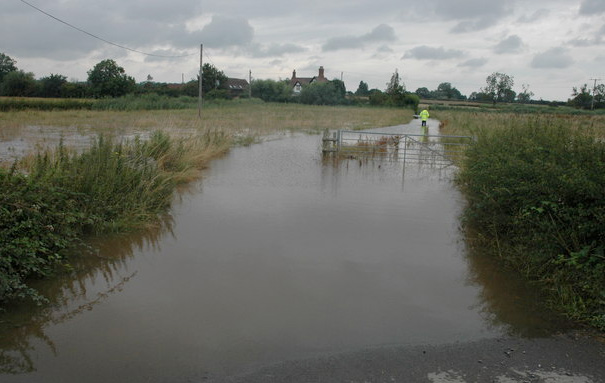 Review flood management, CLA urges after 'wettest January'