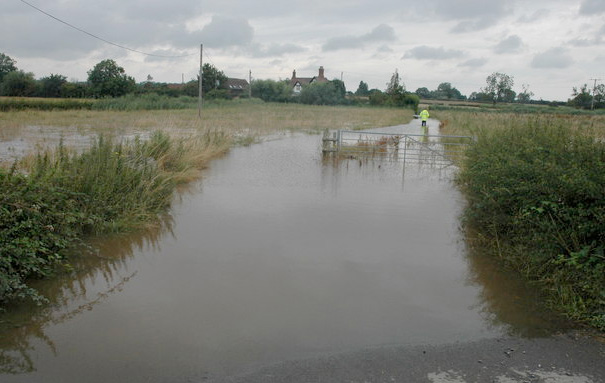 Lessons must be learned from severe flooding - NFU