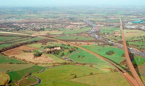 HS2 inquiry 'must balance land take with environment'