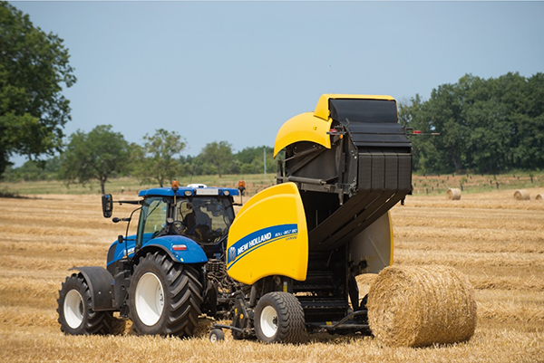New Holland Agriculture enjoys a success...